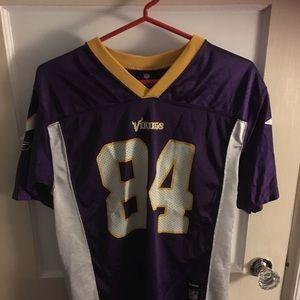 Reebok NFL Randy Moss Minnesota Vikings Jersey